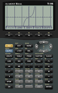 AlmostTI - TI Calc Emulator v2.4
