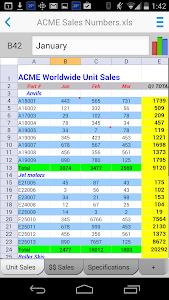 Docs To Go™ Free Office Suite v4.002 build 1516 (Premium)