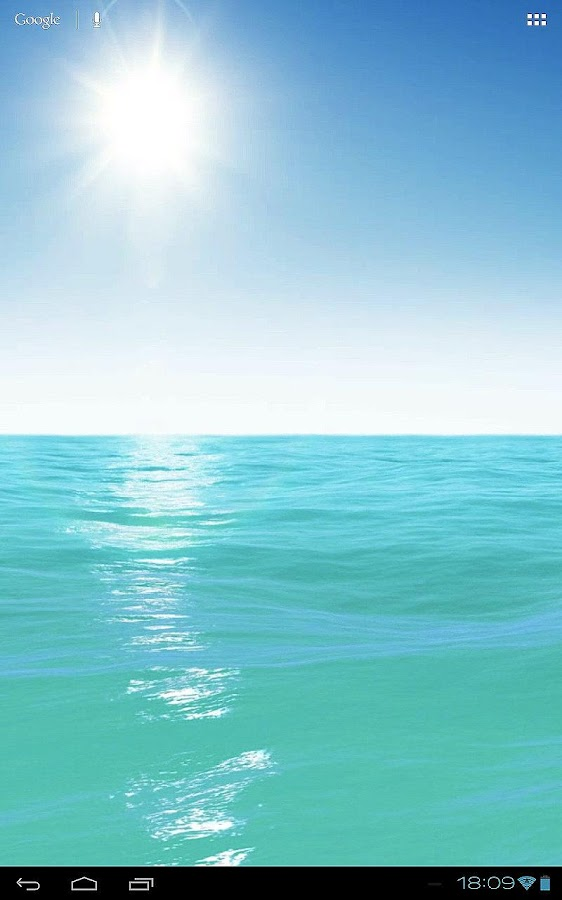 Incredible ocean scenery 3d android apps on google play for Amazing ocean images