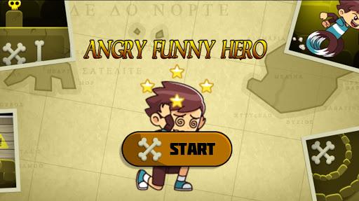 Funny Running Hero FREE