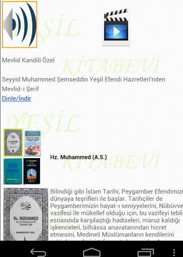 【免費書籍App】Yeşil Kitabevi-APP點子