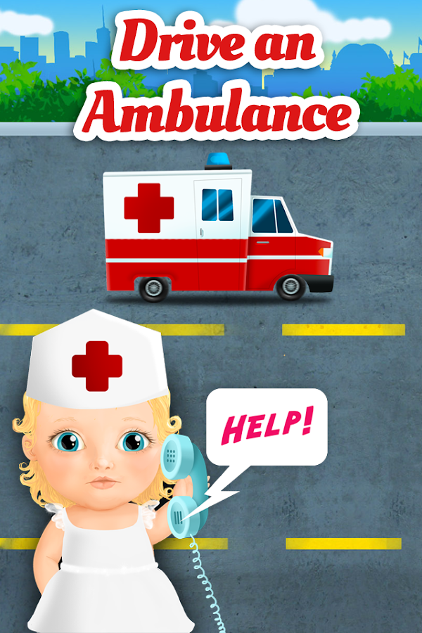 Sweet Baby Girl - Hospital- screenshot