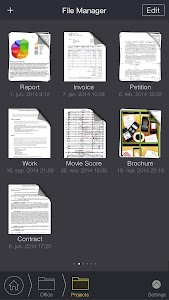My Scans, PDF Document Scanner v1.4.1