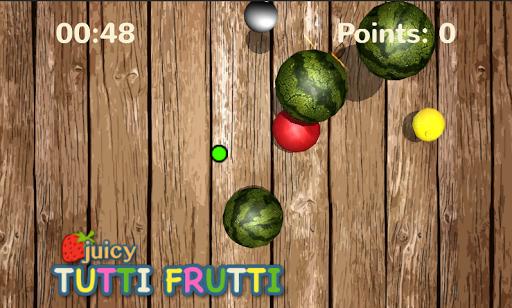 Juicy Tutti Frutti