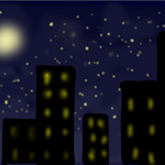 starry night (my style)