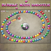 Bubble Math Shooter