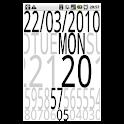 TimeSlider Live Wallpaper logo