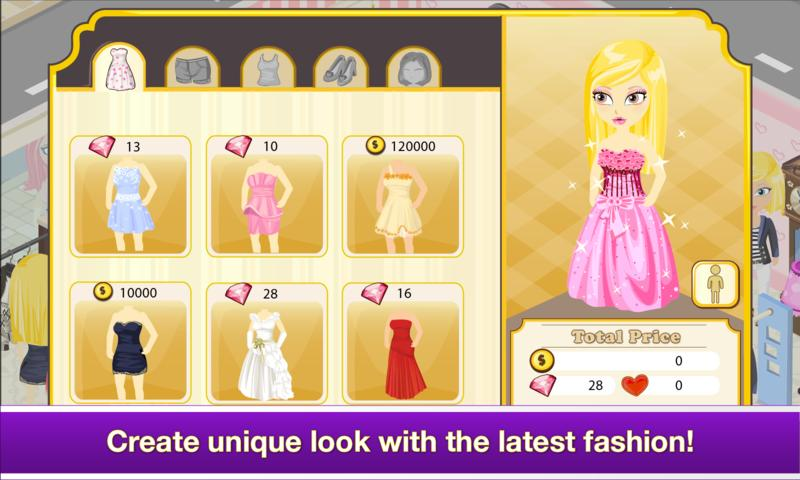 #3. Tap Boutique - Girl Fashion (Android)