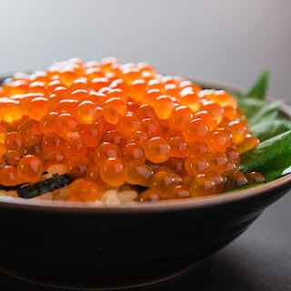 Ikura (Salmon Caviar)