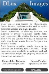 DLUX IMAGES- screenshot thumbnail
