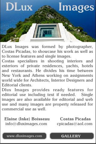 DLUX IMAGES- screenshot
