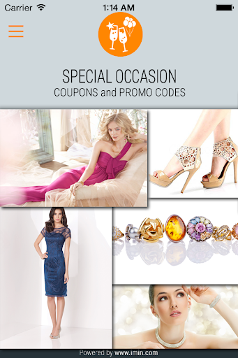 Occasions Coupons - I'm In
