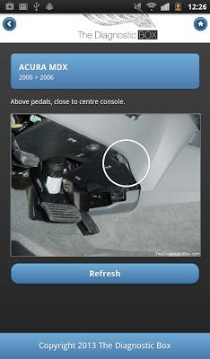 WIKI OBD APP - screenshot
