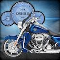 Harley Davidson Moto Road King logo