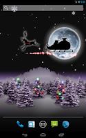 Screenshot of Christmas Live Wallpaper