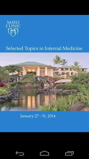 Mayo Clinic STIM Conference