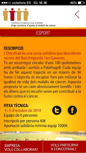 Oncolliga Girona