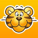 老虎宝典吃货找乐 logo