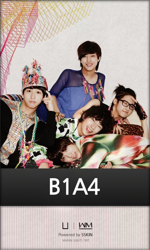 [SSKIN] B1A4_Beautiful Target - screenshot