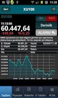 Screenshot of GedikMobile