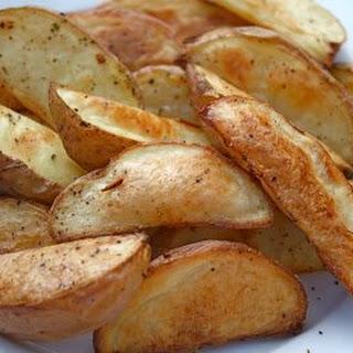 Roasted Potato Wedges.