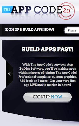 The App Code