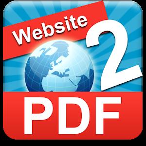 Website To PDF 生產應用 App LOGO-APP試玩
