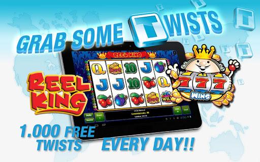 Reel Kingu2122 Slot  screenshots 1