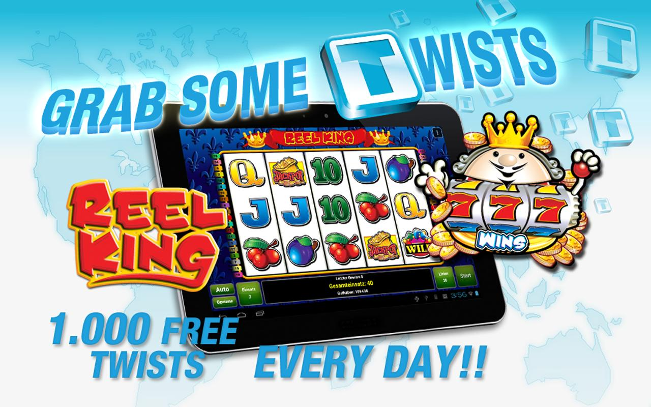 Reel King™ Slot - screenshot