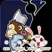 NONOPANDA Hero [SQTheme] ADW