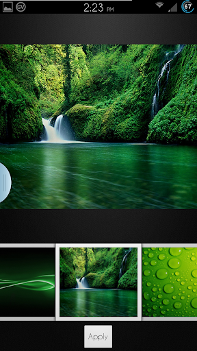 Vibrant Green Wallpapers
