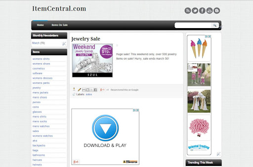 ItemCentral.com