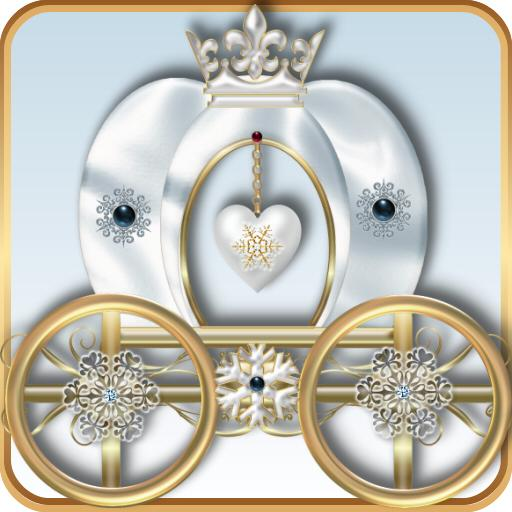 ADWTheme Princess Pearls Dream 個人化 App LOGO-APP開箱王