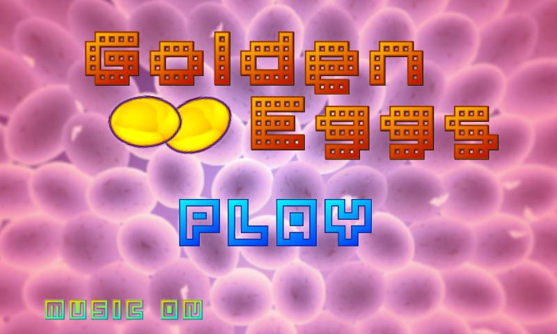 Golden Eggs 3D Fun Game - screenshot