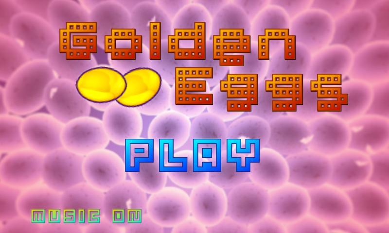 Golden Eggs 3D Fun Game - screenshot