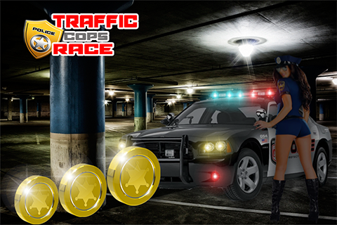 Traffic Cops Race