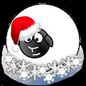 Tap Sheep Christmas Edition icon