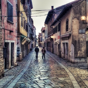 via Decumana,Poreč(Parenzo) Croatia by Kristijan Siladić - Instagram & Mobile iPhone
