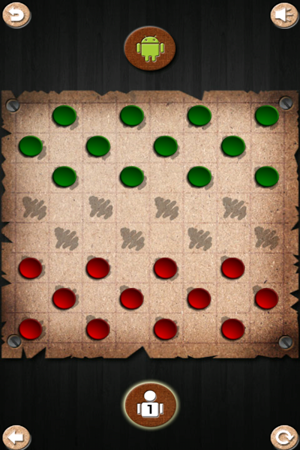 Dam Haji (Checkers) - screenshot