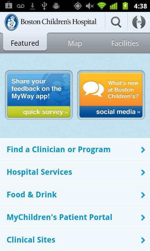 MyWay- screenshot