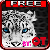 Snow Leopard Theme GO Launcher