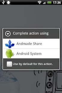 Andmade Share - screenshot thumbnail