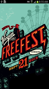 Virgin Mobile FreeFest - screenshot thumbnail