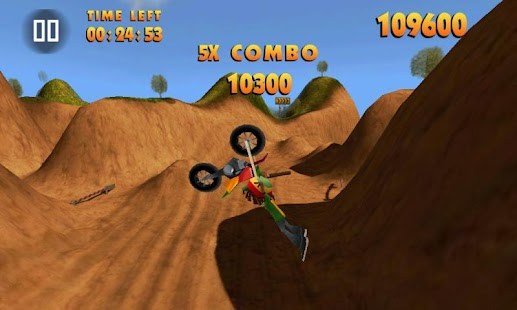 FMX Riders HD- screenshot thumbnail
