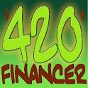 420 FINANCER logo