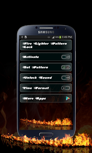 【免費個人化App】消防打火機模式鎖定-APP點子