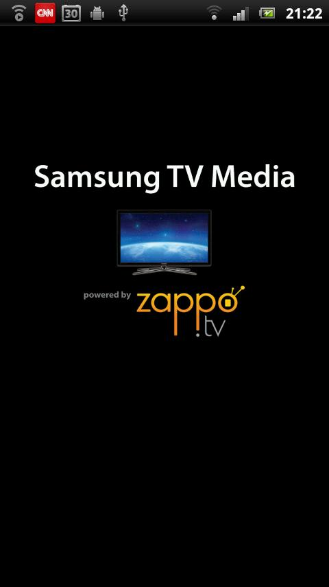 Samsung TV Media Player - screenshot