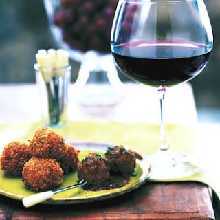 Wine and Ham Croquettes