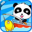Baby Fishing(kids) logo