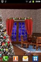 Screenshot of Pocket Christmas Tree Live WP